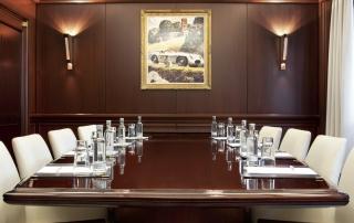 Le Meridian Tagungshotel Stuttgart Tagungsraum Boardroom