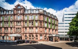 Le Méridien Hotel Frankfurt: Außenansicht