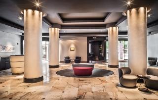 Le Meridien Hotel Frankfurt Lobby