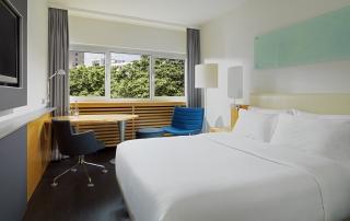 Le Meridien Hotel Frankfurt Superior Room
