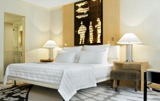 Le Meridien Hotel München Deluxe Guest Room
