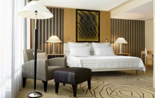 Le Meridien Hotel München Executive Guest Room