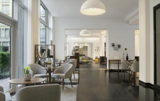 Le Meridien Hotel München Hub Halle