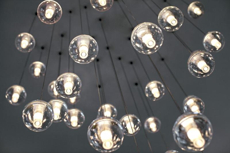 Le Meridien Hotel München Hub Lampen