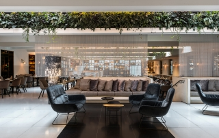 Le Meridien Hotel Wien Lobby