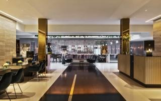 Le Meridien Hotel Wien Lobby Rezeption