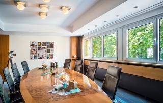 Le Meridien Tagungshotel Frankfurt Boardroom