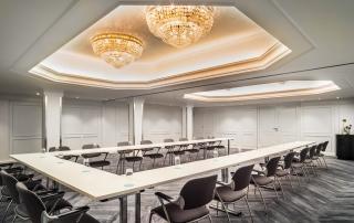 Le Meridien Tagungshotel Frankfurt Tagungsraum Unlock