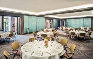 Le Meridien Tagungshotel München Ballroom Banquet