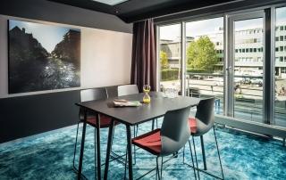 Le Meridien Tagungshotel München Tagungsraum Boardroom