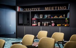 Le Meridien Tagungshotel München Tagungsraum Meeting Break