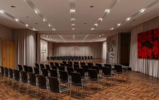 Le Meridien Tagungshotel Wien Tagungsraum Flaming Red Fishbone