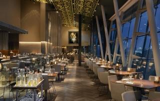 Restaurant Le Meridien Hotel Hamburg Heritage