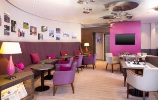 Restaurant Sheraton Düsseldorf Airport Club Lounge