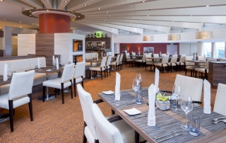 Restaurant Sheraton Düsseldorf Airport Otto