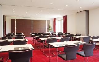 Sheraton Tagungshotel Düsseldorf Airport Tagungsraum Piccard Classroom