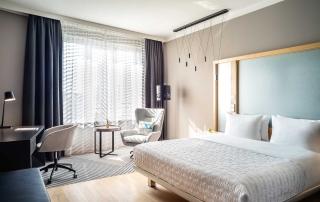 Superior Zimmer im Le Méridien Hotel Hamburg