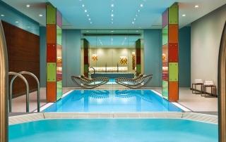 Hotelpool - Le Méridien Hotel Wien