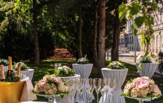 Heiraten in Wien im Le Méridien Hotel - Schillerpark