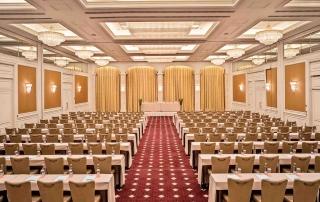 Großer Meetingraum Stuttgart im Le Méridien Hotel