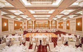Heiraten in Stuttgart im Le Méridien Hotel