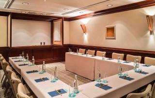Tagungshotel Stuttgart: Meetingraum imLe Méridien Hotel