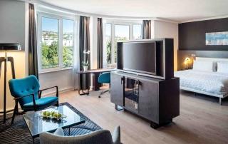 Junior Suite im Le Méridien Hotel Szuttgart