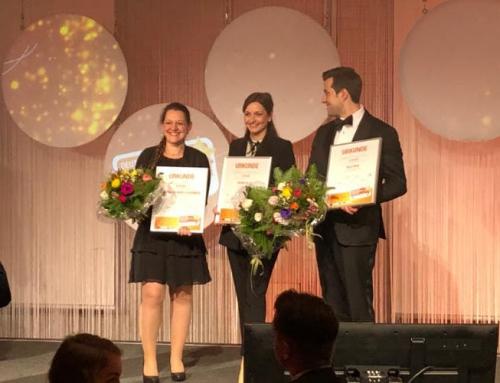 Le Méridien Frankfurt: Silber für C. De Nardo-Hackenberg beim Deutschen Hotelnachwuchs-Preis