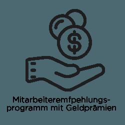 hotel job mit benefits und geldprämie bei mitarbeiterempfehlungen