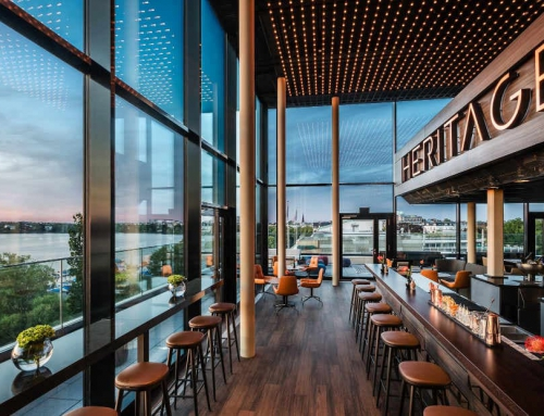 Le Méridien Hamburg eröffnet Erweiterungsbau im Juli 2019