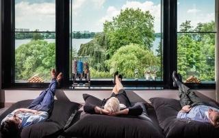 Kreative Tagung im Le Méridien Hotel Hamburg