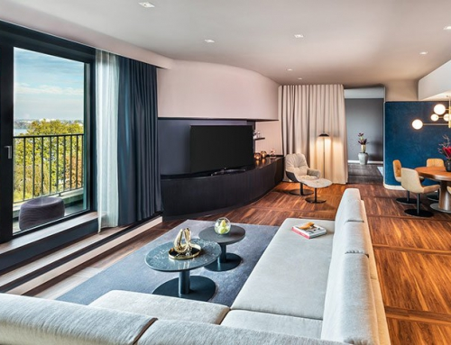 Neue Suiten im Le Méridien Hamburg